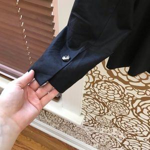 Escada Jackets & Coats - Escada Classic Black Wool Blend Blazer